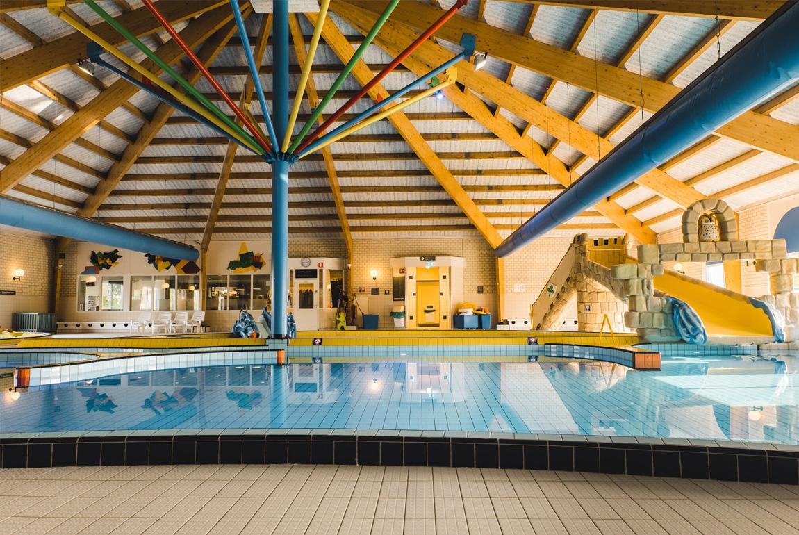 Zwembad Vakantiepark Zeebad